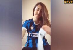Inter kadın futbol takımı tuvelet kağıdı sektirme akımına uymadı