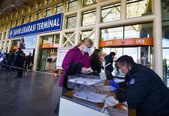 Bilet fiyatları arttı, izin komisyonu önünde kuyruklar oluştu