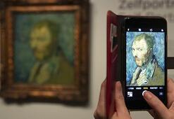 Van Gogh tablosu müzeden çalındı