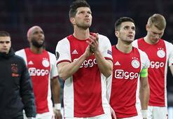 Ajax, Huntelaarın sözleşmesini feshetti