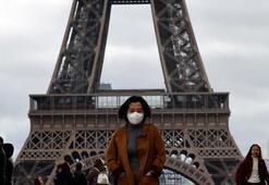 Son dakika haberi: Fransada corona virüsten can kaybı sayısı 3 bin 24e yükseldi