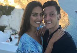 Mesut Özil ve Amine Gülşenin kızı doğdu