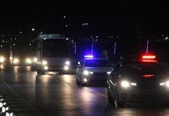 ABDden gelen 210 kişi yurtta karantinaya alındı