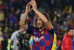 Puyol ve Xaviden Barcelonanın maaş kesintisi destek