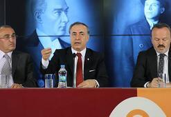 Galatasarayda koronavirüs etkisi İlk plan öteleme...