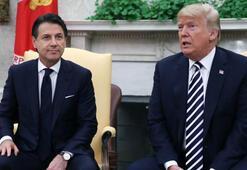 Trump ve İtalya Başbakanı Conte, Kovid-19 salgınını konuştu