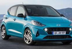Yeni Hyundai i10 satışta
