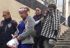 Araçtan hırsızlık yapan 4 kişi tutuklandı