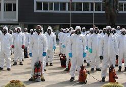 Son dakika...Yer: Antalya Corona virüse karşı ordu kurdular