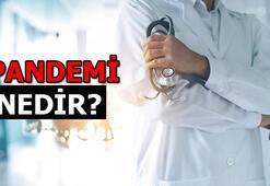 Pandemi nedir Pandemi Hastaneleri listesi