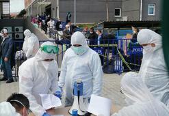 Ispartadaki corona testi negatif çıkan 293 umreci memleketlerine gönderildi