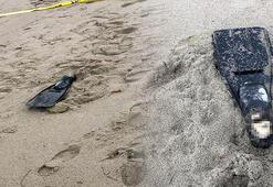 Paletteki ayak kemiği ile ilgili yeni iddia Kaçak göçmene ait olabilir