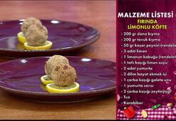 Fırında limonlu köfte nasıl yapılır, malzemeleri nelerdir İşte Gelinim Mutfakta'nın bugünkü tarifi fırında limonlu köfte…
