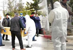 35 yaşındaki kadın corona virüsünden hayatını kaybetti