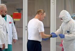 Putin ile görüşen Başhekimde corona çıktı