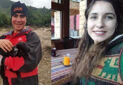 Kayıp Uzman Çavuş Güneş ve Gülistanı arama çalışmaları sürüyor