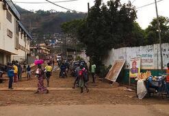Sierra Leonede ilk Covid-19 vakası görüldü