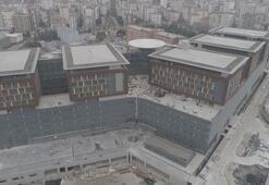 Başakşehir ve Göztepe Şehir Hastanesinde hizmet için geri sayım başladı