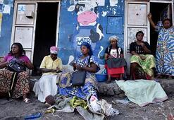 Afrikada corona virüs vakaları artmaya devam ediyor