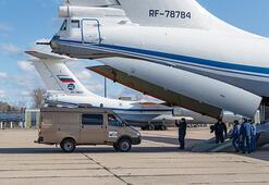 Rusya, ABDye yardım gönderiyor