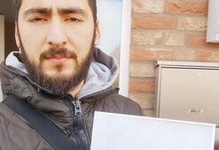 Son dakika...Türk aileye coronalı mektup şoku Her tarafını yaladım