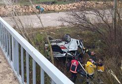 Sivasta otomobil devrildi: 4 ölü, 1 yaralı