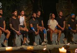 Survivorda kim elendi Survivorda bu hafta yarışmaya veda eden isim kim oldu İşte SMS sıralaması...