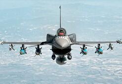F-16lara gelen yeni özellik için seri üretime geçildi
