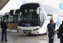 Otobüs seferleri ne zaman başlayacak Şehirler arası yolculuk tarih belli mi