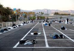 Son dakika: Las Vegastaki barınak corona virüsü yüzünden kapatıldı Evsizler...
