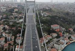 İstanbul Boğazında corona sessizliği