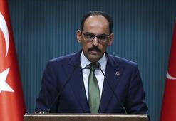 Cumhurbaşkanlığı Sözcüsü Kalın, NATO müttefiklerine Türkiyenin dayanışmasını örnek gösterdi