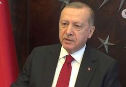 Cumhurbaşkanı Erdoğandan belediyelerin bağış kampanyasıyla ilgili açıklama