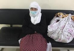 Bir haftadır Diyarbakırda aranan 110 yaşındaki kadın, Mardinde bulundu