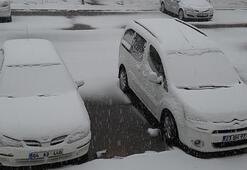 Bitliste kar yağışı