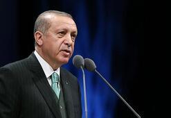 Cumhurbaşkanı Erdoğandan Prof. Dr. Cemil Taşcıoğlu için başsağlığı mesajı