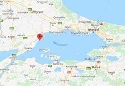Son dakika   Tekirdağda korkutan deprem