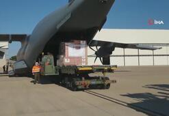 Türkiyenin gönderdiği tıbbi yardım, İtalyaya ulaştı