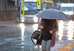 Son dakika... Dışarı çıkacaklar dikkat İstanbulda bugün kuvvetli yağış bekleniyor