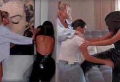 Kim Kardashian kavganın iç yüzünü anlattı