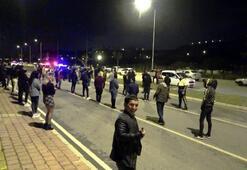 Antalyada dansözlü drift partisine polis baskını: 51 kişiye ceza