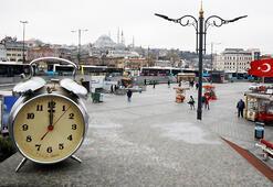 Son dakika haberi: Dünya bu fotoğrafları konuşuyor İstanbulda saat tam 12:00...