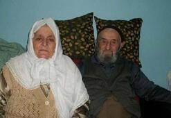 72 yıllık çift, 49 saat arayla öldü