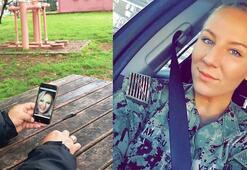 Hırvat kadın askerin fotoğrafını beğenince başına bunlar geldi