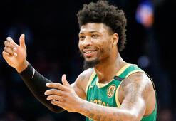 NBA, plazmada topa girdi