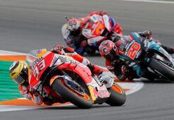 MotoGPde Fransa GPsi corona virüs nedeniyle ertelendi