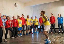 Neymar Jr, yetenekleri aramaya devam ediyor