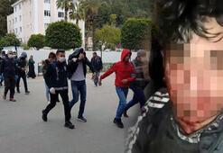 Uyuşturucu sattığı iddiasıyla dövüp, kameraya çektiler 2 tutuklama
