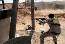 Libyaya düzenlenen hava saldırısında 20 Hafter milisi öldürüldü