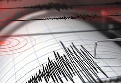 Son dakika haberi: Vanda korkutan deprem Depremin büyüklüğü...